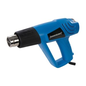 Silverline 125963 2000w Hot Air Gun