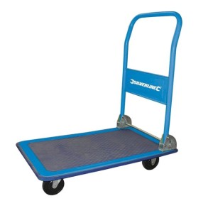 Silverline 675213 Folding Platform Trolley