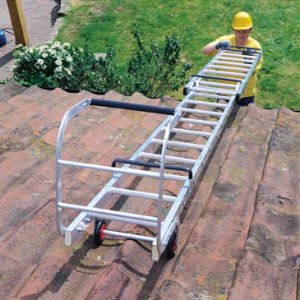 Extendable Roof Ladder