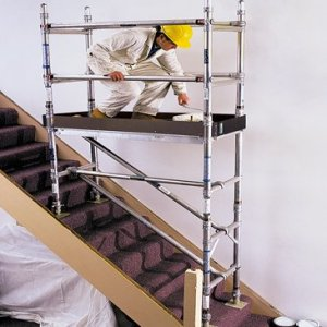 Staircase Scaffold