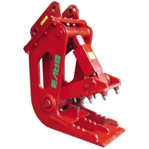 Alligator Crusher to fit 3-9 Tonne Excavator