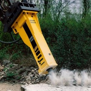 Hydraulic Breaker for 14.0T Digger