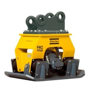 Compactor Plate to fit 4 - 9 Tonne Digger