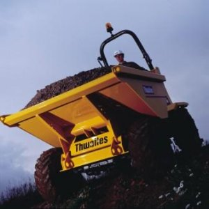 4 Tonne Forward Tip Dumper