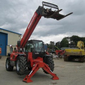 13m Telescopic Handler