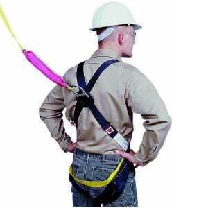 Safety Harness & Lanyard