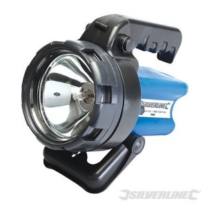 Silverline Rechargeable Torch